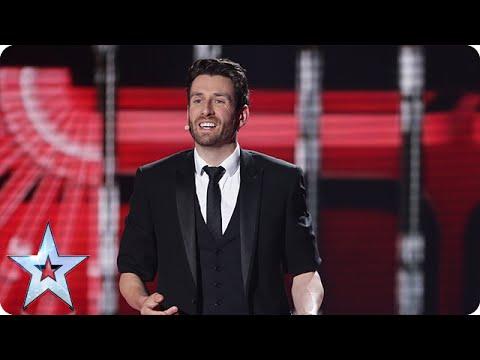 To po prostu jest niemożliwe! Magik szokuje jurorów i publiczność w brytyjskim Mam Talent!
